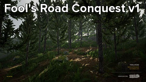 Fool's Road Conquest v1