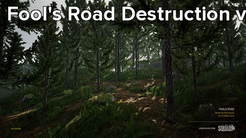 Fool's Road Destruction v1