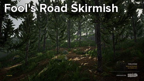 Fool's Road Skirmish