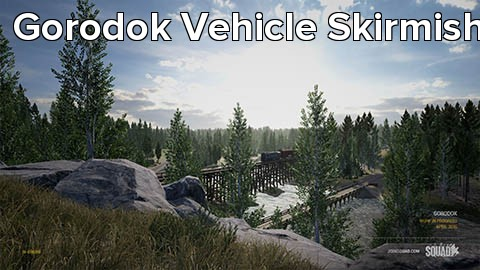 Gorodok Vehicle Skirmish v1