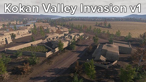 Kokan Valley Invasion v1